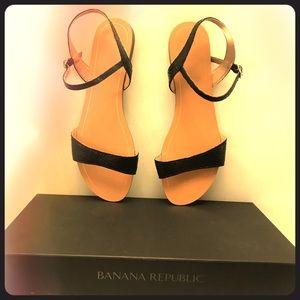 Banana Republic Ryan Two-Piece Sandal